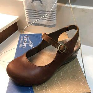 Dansko Maryjane shoes